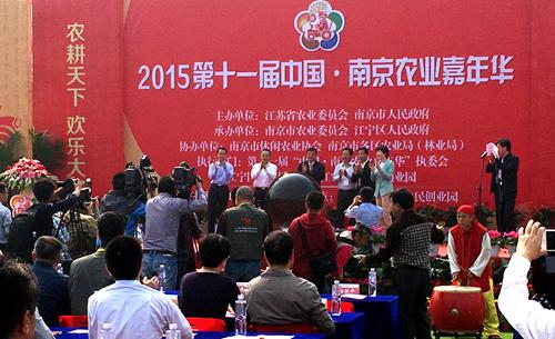 第十一届中国·南京农业嘉年华